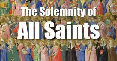 Solemnity of All Saints