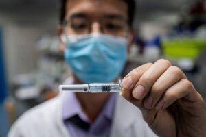 priority on COVID-19 vaccine