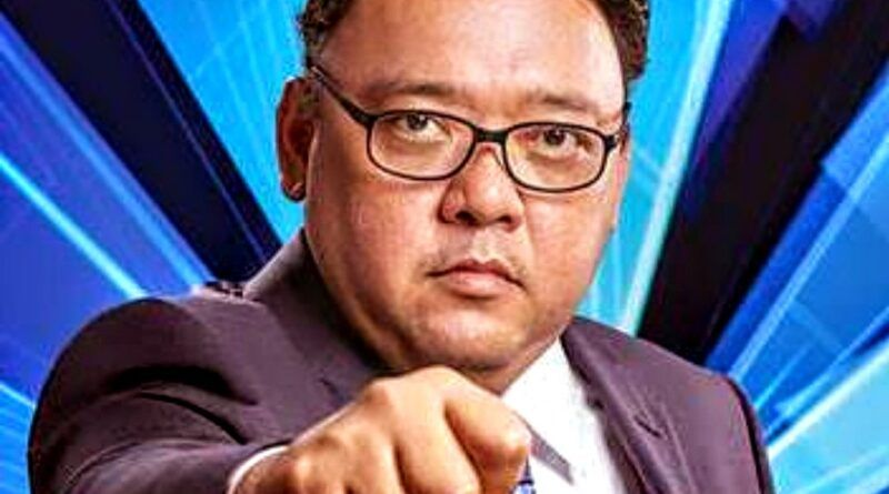 Speaker Harry Roque