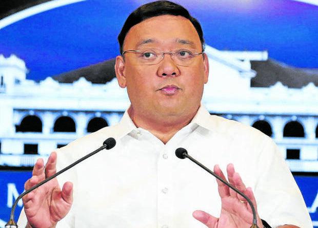 Secretary Harry Roque
