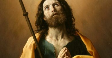 Novena of Prayer in Honor of St. James the Apostle by Saint  John Paul II (July 16-25)
