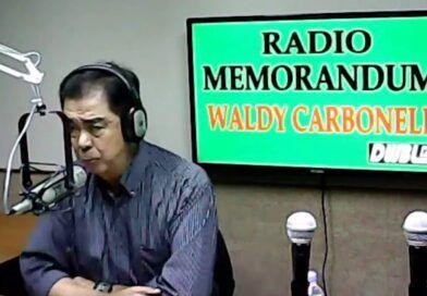 "WATCH LIVE: PASABOG NI WALDY CARBONELL ""DRAGON BROADCASTING NETWORK"" ang plano umano ng gobyerno na ipalit sa ABS-CBN"