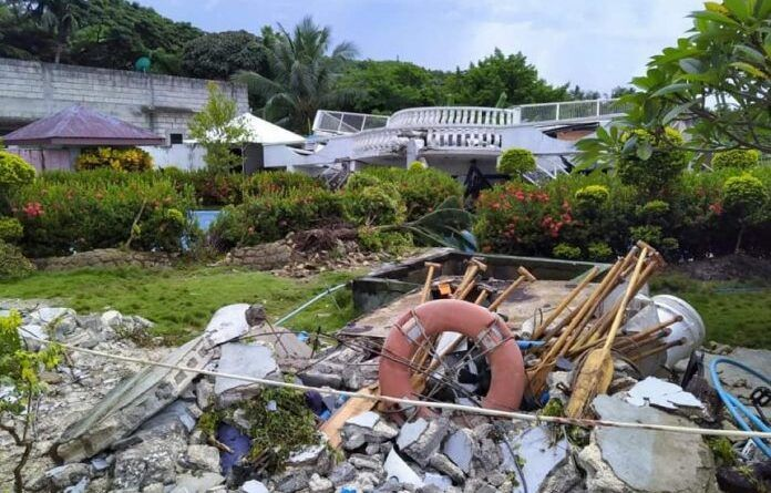 Masbate Earthquake
