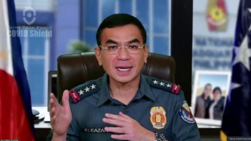 Covid Shield Commander Lt. Gen. Guillermo Eleazar