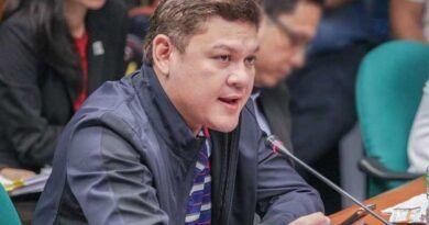 Davao Rep. Paolo Duterte sa Senate hearing
