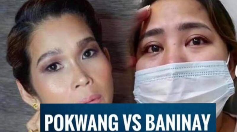 pokwang vs baninay