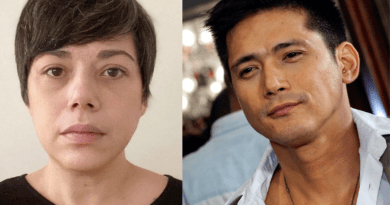 Robin spreading fake news – Pia Magalona