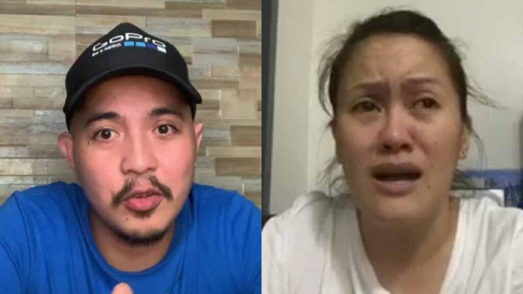 23 hours ago PEP.ph Leon Sumagui refutes allegations of ex-partner Gladys Guevarra