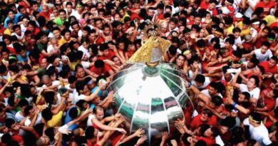 Novena in Honor of Our Lady of Peñafrancia