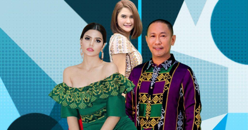 "Sharifa Akeel Miss Asia Pacific International 2018 Sharifa Akeel Congressman Esmael ""Toto"" Mangudadatu Mylene Mangudadatu,"