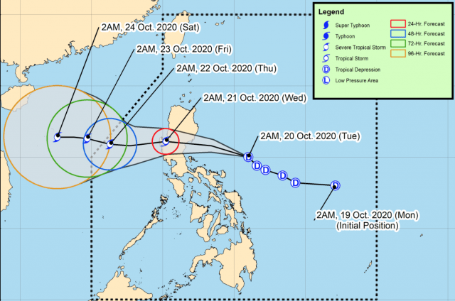 Typhoon Pepito