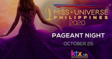 Miss Universe Philippines on KTX