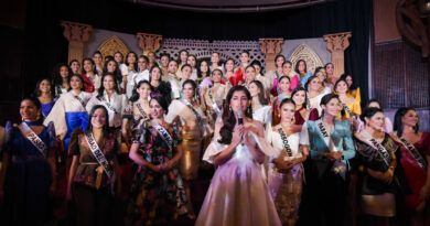 Miss Universe Philippines Press Presentation