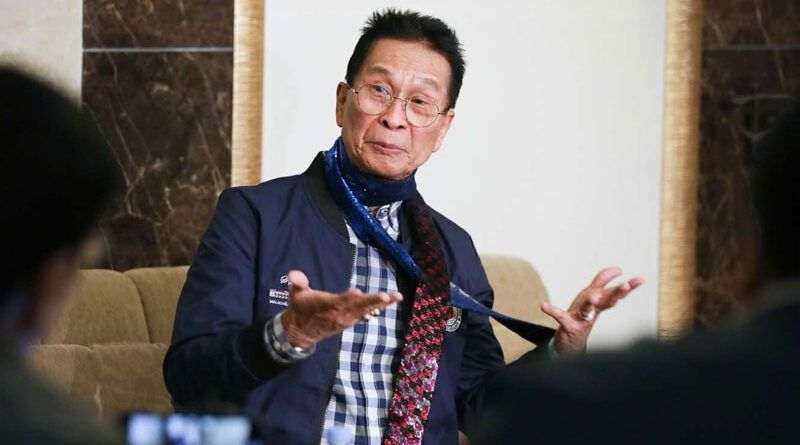 Chief Presidential Legal Counsel Salvador Panelo