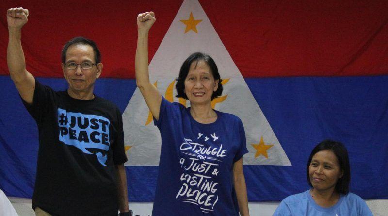 Benito and Wilma Tiamzon