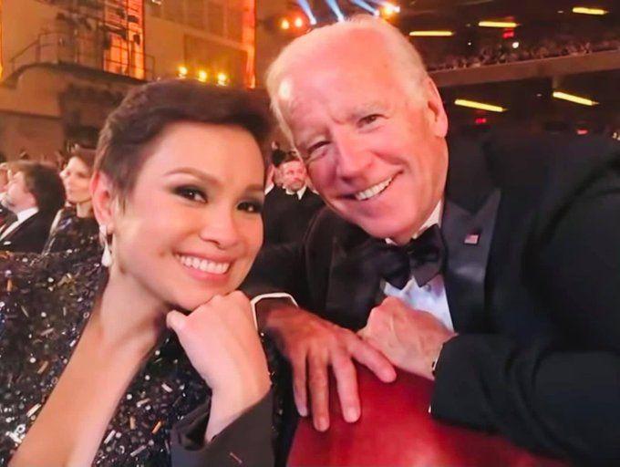 US polls: Lea Salonga supports Joe Biden even if he wins or loses