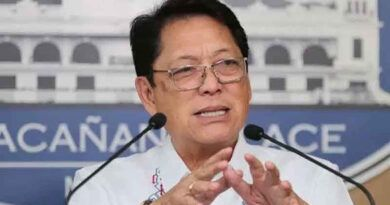 Department of Labor and Employment (DOLE) Secretary Silvestre Bello III
