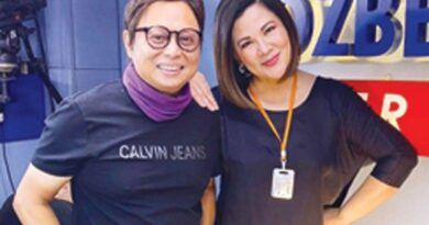 Ali Sotto and Arnold Clavio