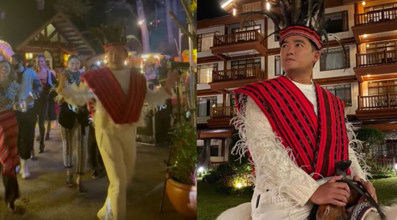 Tim Yap at the lavish b-day party in Baguio: It was a gathering to promote local tourism
