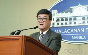 Ex-Justice Sec. Vitaliano Aguirre appointed to NAPOLCOM by Pres. Duterte - Sec. Roque