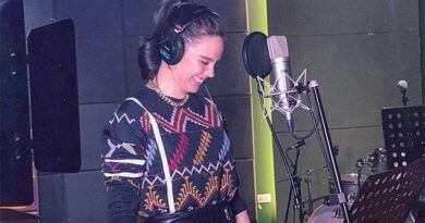 """""""This girl can saaaang, galing! Fun recording online sesh with the awesome CATRIONA."""""""