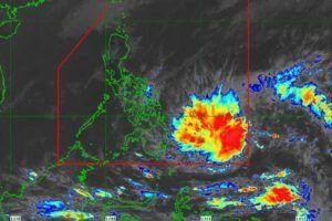 Typhoon Auring